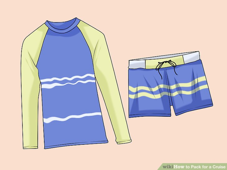 How to Pack for a Cruise 14 Steps (with Pictures) - wikiHow - 7 day cruise packing list