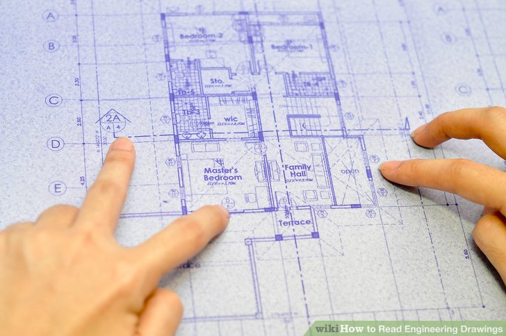 How to Read Engineering Drawings 5 Steps (with Pictures)