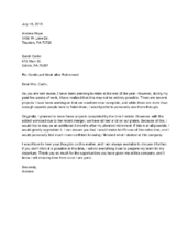 How to Write a Letter Asking for an Extension (with Sample ...