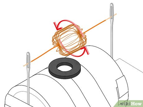 How to Build a Simple Electric Motor 10 Steps (with Pictures)