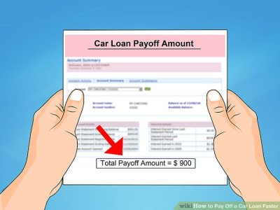 How to Pay Off a Car Loan Faster: 15 Steps (with Pictures)