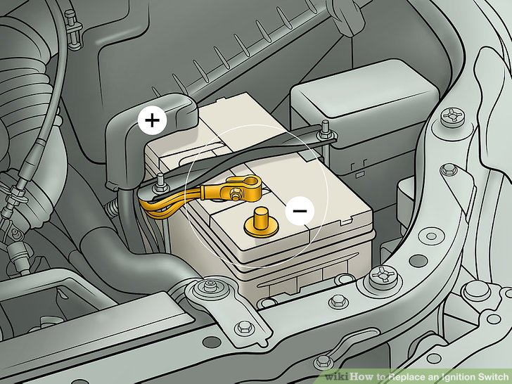 How to Replace an Ignition Switch 15 Steps (with Pictures)