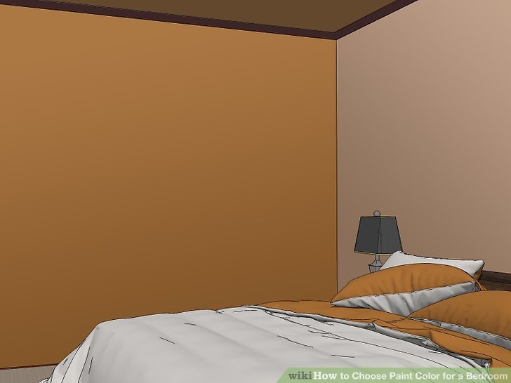 How to Choose Paint Color for a Bedroom: 15 Steps (with