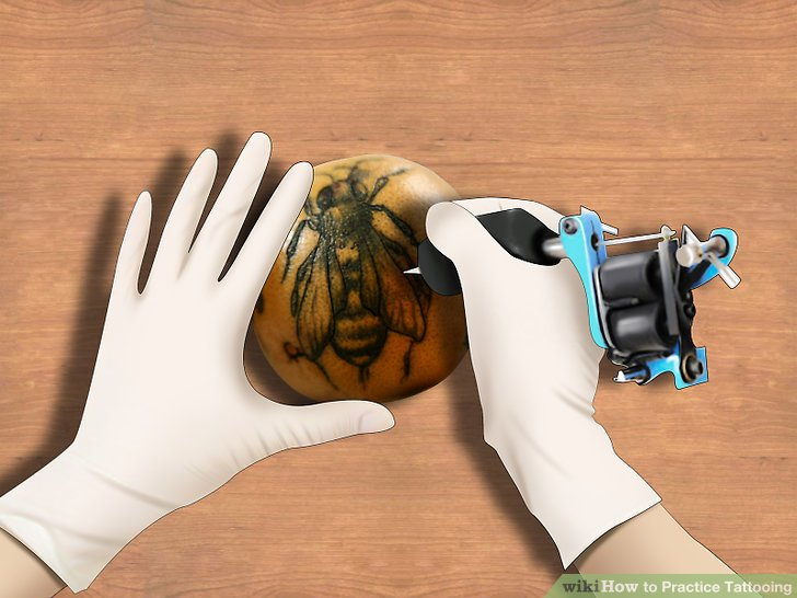 3 Ways To Practice Tattooing Wikihow
