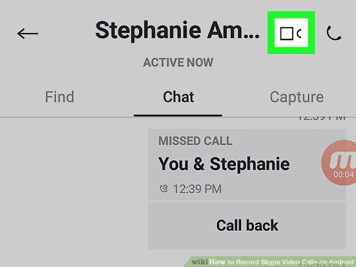 How to Record Skype Video Calls on Android 7 Steps