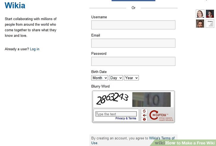 How to Make a Free Wiki 10 Steps (with Pictures) - wikiHow