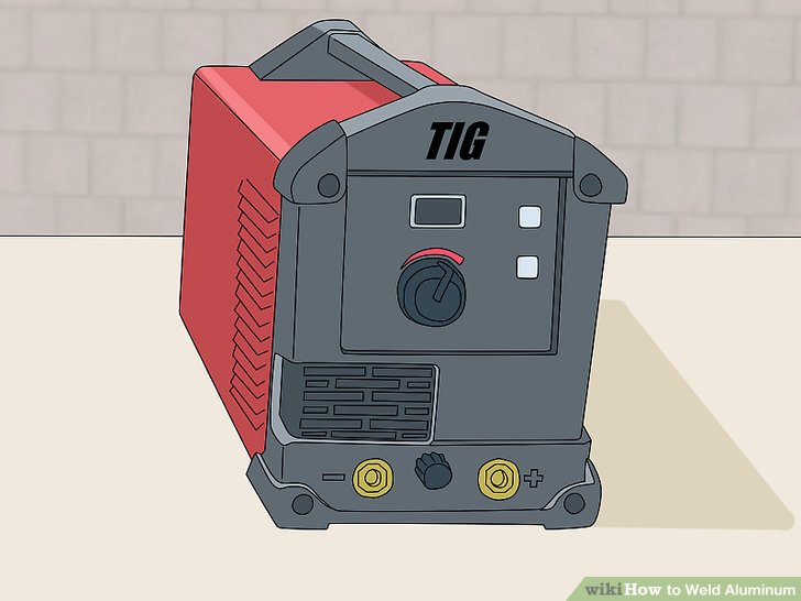 How to Weld Aluminum (with Pictures) - wikiHow