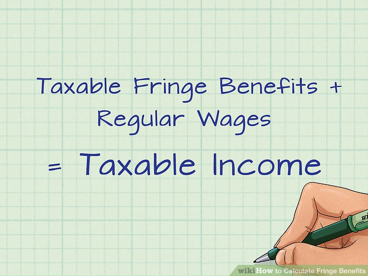 4 Ways to Calculate Fringe Benefits - wikiHow