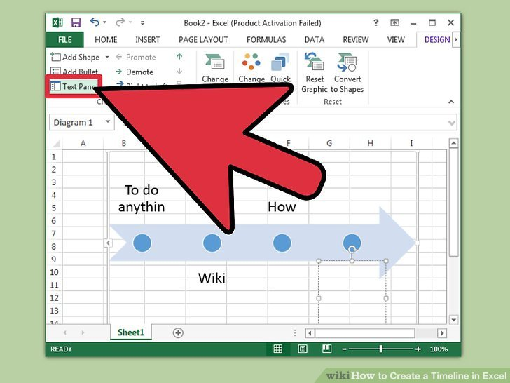 3 Ways to Create a Timeline in Excel - wikiHow