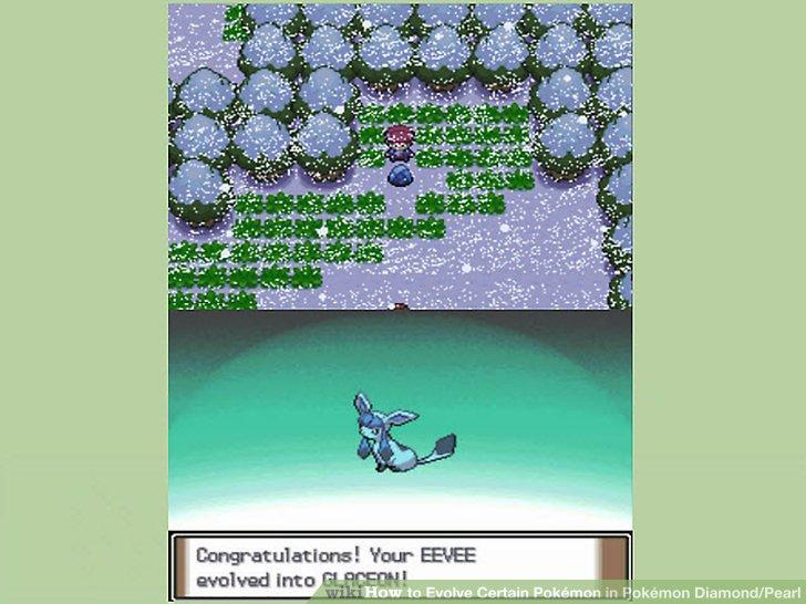 7 Ways to Evolve Certain Pokémon in Pokémon Diamond/Pearl