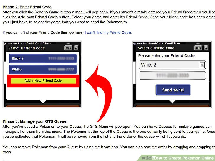 How to Create Pokemon Online 14 Steps (with Pictures) - wikiHow