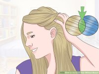 How to Dye Dark Hair Without Bleach (with Pictures) - wikiHow