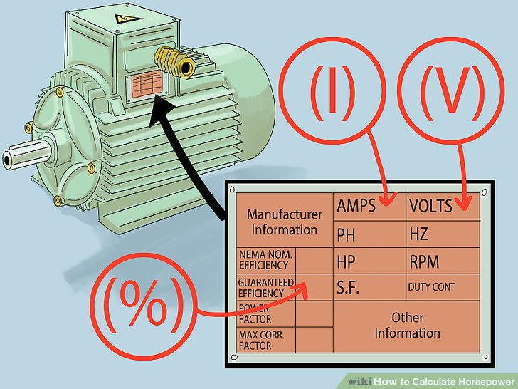 How to Calculate Horsepower 12 Steps (with Pictures) - wikiHow