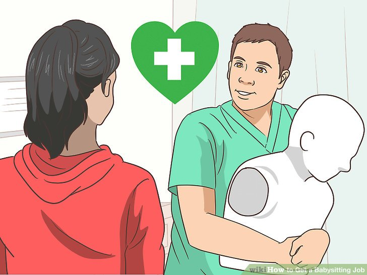 How to Get a Babysitting Job 13 Steps (with Pictures) - wikiHow - babysitting jobs for kids