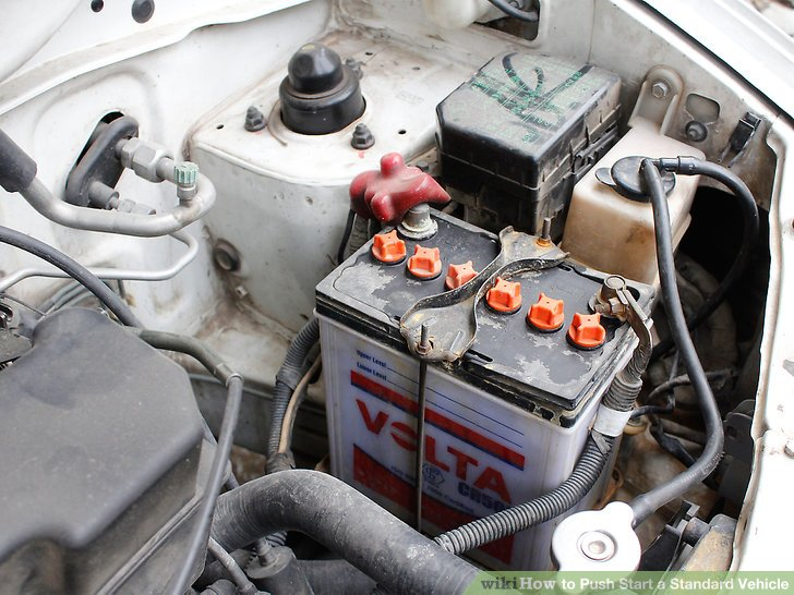 How to Push Start a Standard Vehicle 7 Steps (with Pictures)