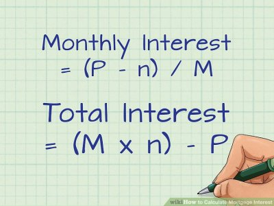 3 Ways to Calculate Mortgage Interest - wikiHow