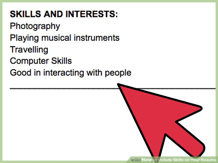 3 Ways to Include Skills on Your Resume - wikiHow - skills to add to resume