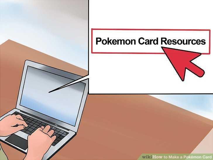 How to Make a Pokémon Card (with Pictures) - wikiHow