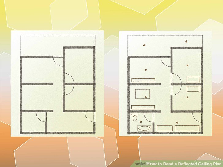 How to Read a Reflected Ceiling Plan 9 Steps (with Pictures)