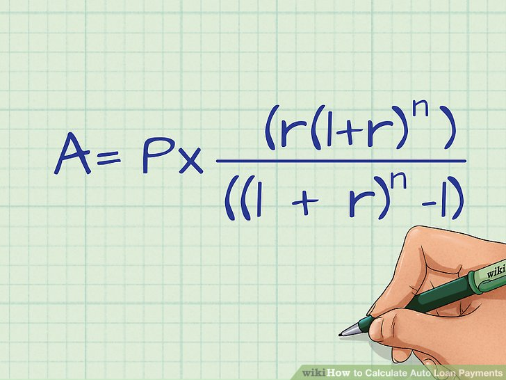 How to Calculate Auto Loan Payments (with Pictures) - wikiHow
