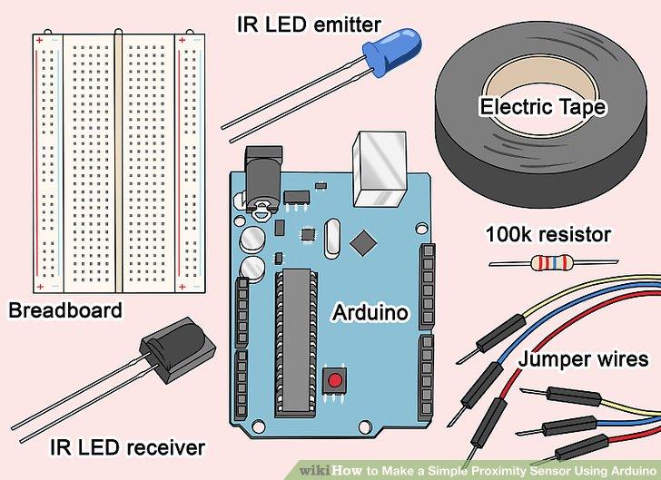 How to Make a Simple Proximity Sensor Using Arduino