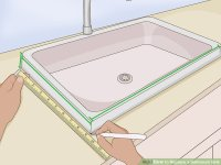 How to Replace a Bathroom Sink: 14 Steps (with Pictures