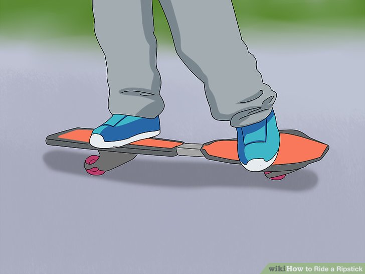 How to Ride a Ripstick 12 Steps (with Pictures) - wikiHow