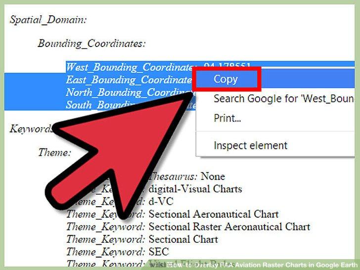 √ Faa Sectional Charts Google Earth