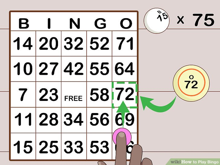 How to Play Bingo 13 Steps (with Pictures) - wikiHow