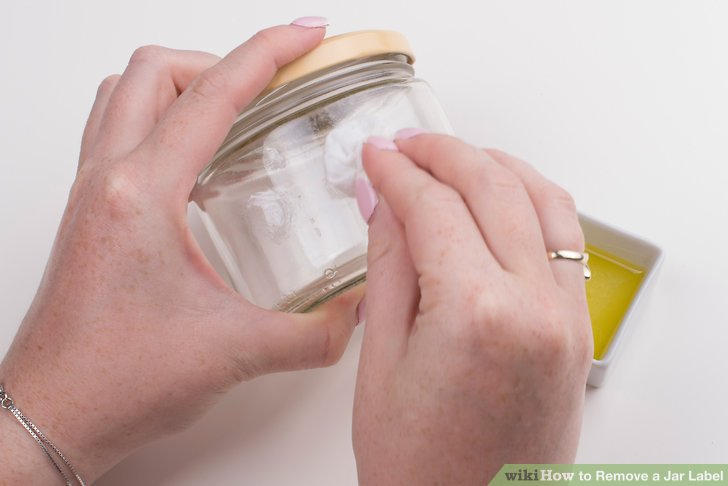 5 Clear and Easy Ways to Remove a Jar Label - wikiHow