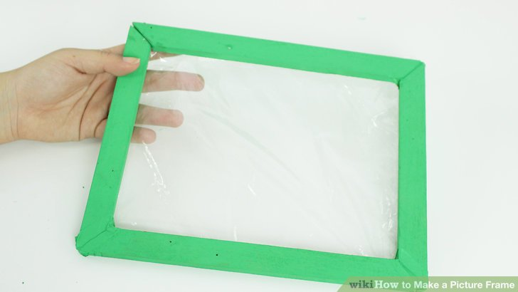 How to Make a Picture Frame 15 Steps (with Pictures) - wikiHow