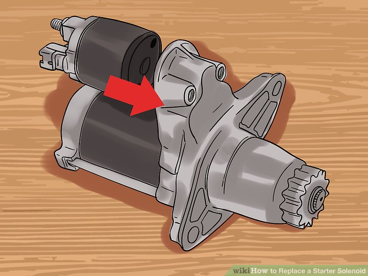 How to Replace a Starter Solenoid 15 Steps (with Pictures)