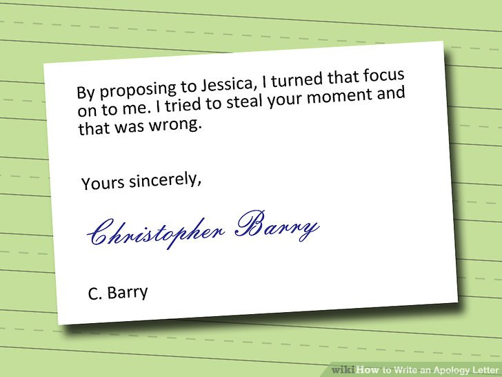 How To? - How to Write an Apology Letter