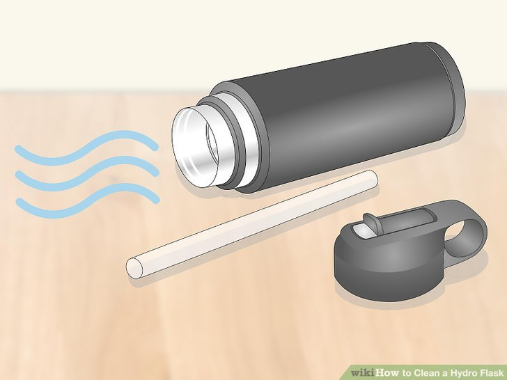3 Ways to Clean a Hydro Flask - wikiHow