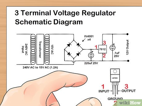 How to Test a Voltage Regulator 12 Steps (with Pictures)