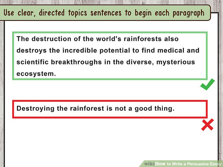 writing a good persuasive essay how to write a persuasive essay