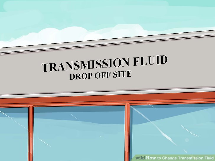 How to Change Transmission Fluid 10 Steps (with Pictures)