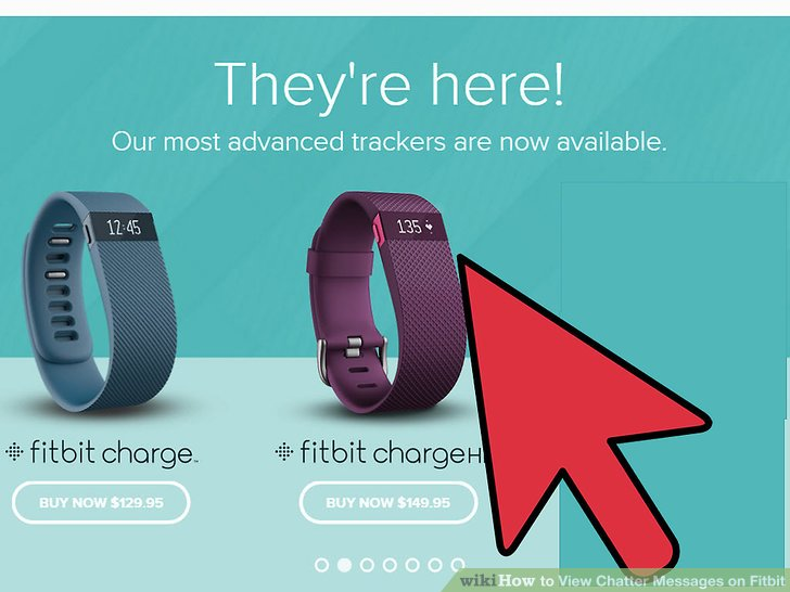 How To View Chatter Messages On Fitbit 5 Steps With