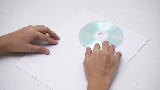 How to Make a CD Sleeve from Paper (with Pictures) - wikiHow