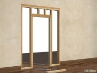 How to Frame a Door Opening: 13 Steps (with Pictures ...