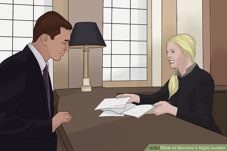 How to Become a Night Auditor 14 Steps (with Pictures) - wikiHow