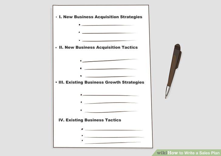 Simple Sales Plan Sales Plan Example Uploaded By, Naila Arkarna - sales plan sample