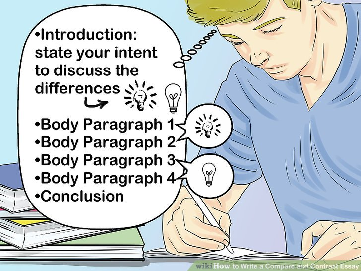 The Best Way to Write a Compare and Contrast Essay - wikiHow - how to make a compare and contrast essay