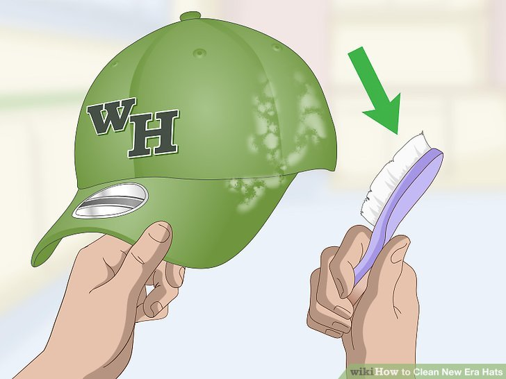 3 Ways to Clean New Era Hats - wikiHow