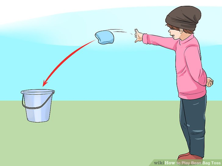 How To Play Bean Bag Toss 10 Steps With Pictures Wikihow