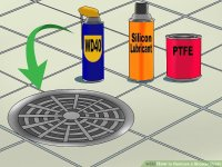 How to Remove a Shower Drain: 12 Steps (with Pictures ...