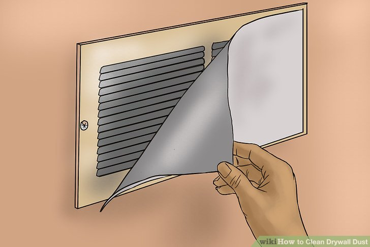 3 Ways To Clean Drywall Dust Wikihow