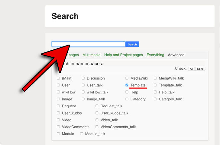 How to Create a wikiHow Template 9 Steps (with Pictures)