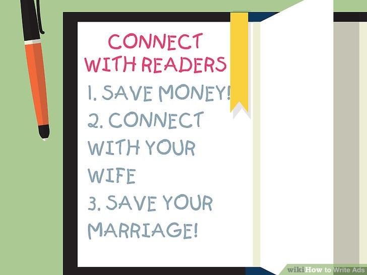 How to Write Ads 7 Steps (with Pictures) - wikiHow - design paper for writing