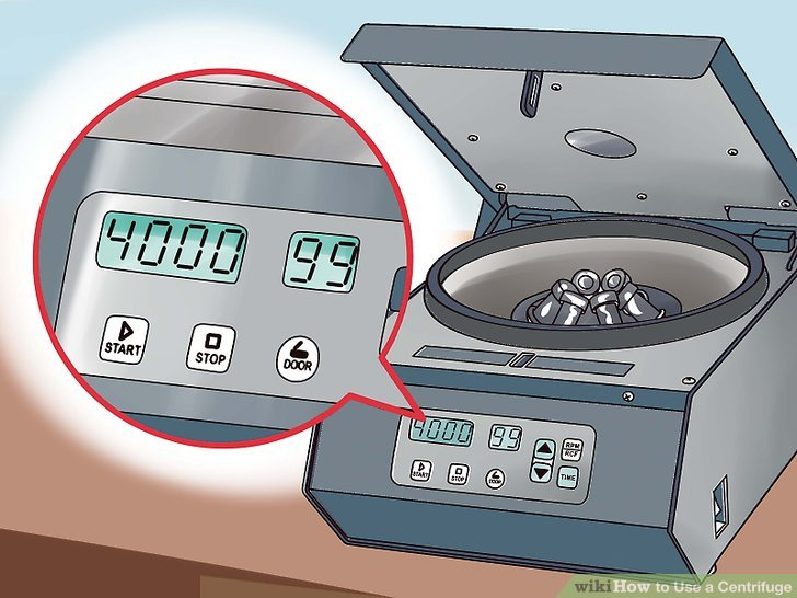 How to Use a Centrifuge 14 Steps (with Pictures) - wikiHow